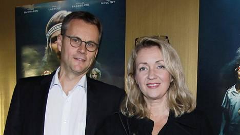 Katariina Kaitue ja Matti Vänskä myyvät kotiaan.