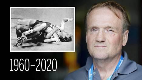 Painin maailmanmestari Hannu Lahtinen kuoli torstaina.