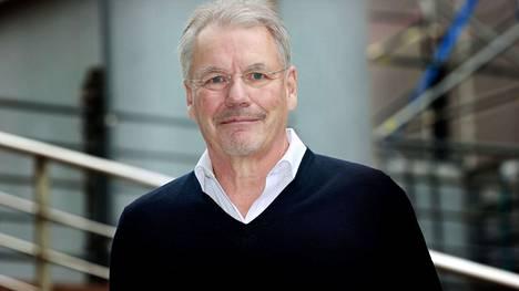 Olli-Pekka Kallasvuo oli Nokian toimitusjohtajana vuosina 2006-2010.