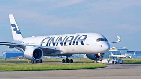 Finnair Lentää Bangkokiin Airbus A350 -koneilla.