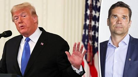Mika Aaltolan mukaan hävityt välivaalit tekivät Donald Trumpista aiempaa tylsemmän presidentin.