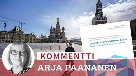 Valtioneuvoston kanslian tilaama Venäjä-raportti päätyi yllättäen johtopäätökseen, jonka mukaan Kreml ei enää oikeastaan edes yritä vaikuttaa Suomeen.