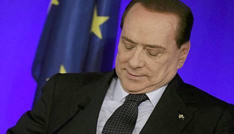 Silvio Berlusconi G20-kokouksessa.
