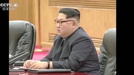 Pohjois-Korean johtaja Kim Jong-un teki historiallisen vierailun Kiinaan viime viikolla.