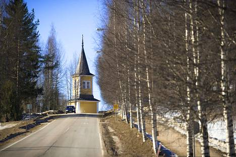 Noin 1600 asukkaan Rautavaara sijaitsee Pohjois-Savossa.