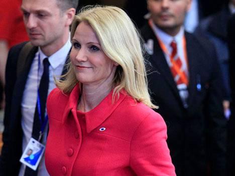 Tanskan pääministeri Helle Thorning-Schmidt kerää kehuja elinkeinoelämältä.
