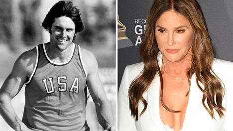 Bruce Jenner voitti kymmenottelun olympiakultaa 1976. Nykyään hän on Caitlyn Jenner.