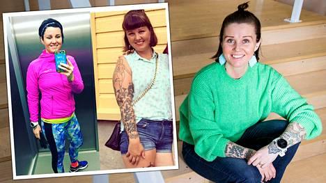 Jenny teki sen, mistä monet haaveilevat: pysyvän elämänmuutoksen, jonka myötä kiloja putosi 20 – näin hän syö