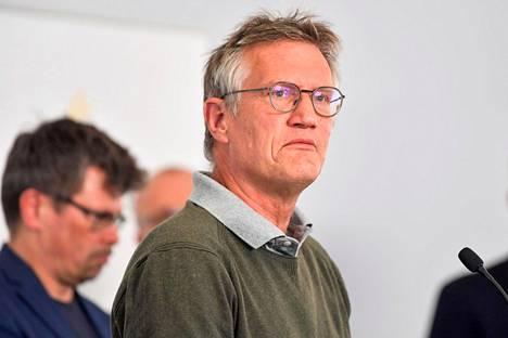Ympäri maailmaa tunnetuksi tullut valtionepidemiologi Anders Tegnell on antanut kasvot Ruotsin koronavirusstrategialle.