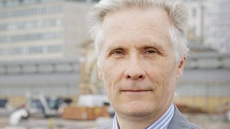 Timo Leppä on Kemianteollisuus ry:n toimitusjohtaja.