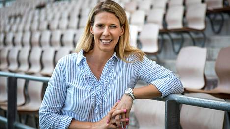 Moninkertainen arvokisakävijä Mikaela Ingberg nähdään syksyllä Mestareiden mestari -ohjelmassa.