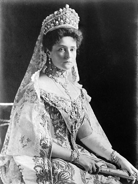 Keisarinna Aleksandra.