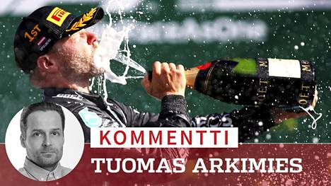Valtteri Bottas on Mersun mies myös ensi F1-kaudella.