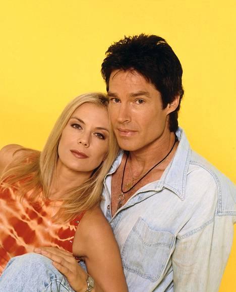 Brooke ja Ridge ovat Kauniiden ja rohkeiden ikimuistoisimpia hahmoja. Kuva vuodelta 2004.
