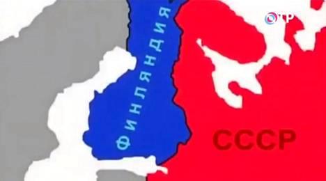 Videolla väitetään, että ylivoimainen enemmistö suomalaisista olisi halunnut jäädä Venäjän yhteyteen vuonna 1917.