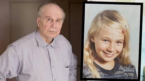 Heikki Ristikankareen tytär Piia Ristikankare katosi 1988.
