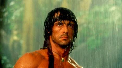 Sylvester Stallone on näytellyt viidellä vuosikymmenellä.