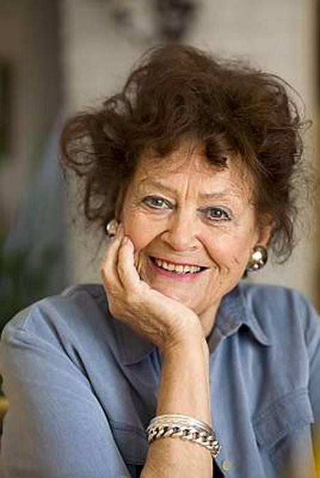 Uunon anoppina tunnettu Marita Nordberg kuoli 80-vuotiaana.