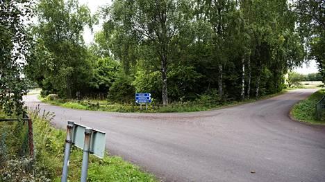 Sottungan pikkukunnassa ehdokkaista Huhtasaari, Vanhanen ja Väyrynen jäivät kokonaan ilman ääniä.