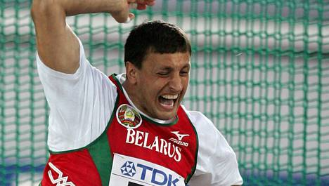 Ivan Tihon on jälleen mukana, kun Pekingissä heitetään MM-mitaleista.