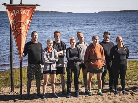 Aasat-heimo joutui ensimmäisenä heimoneuvoston eteen Selviytyjät Suomi -kaudella.