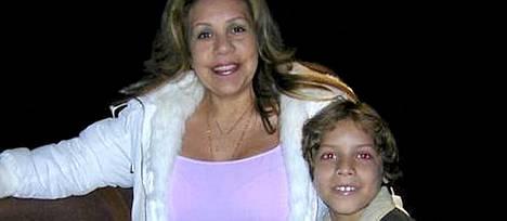 Mildred Baena synnytti Arnold Schwarzeneggerillä pojan 13 vuotta sitten.