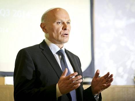 Stockmannin uusi toimitusjohtaja Per Thelin kertoi olleensa urallaan töissä etenkin yhtiöissä, jotka tarvitsevat muutosta.