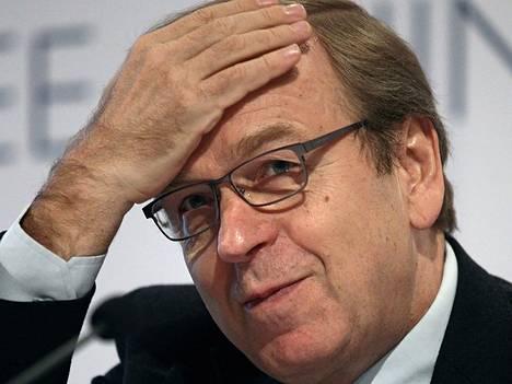 Finanssikriisi jatkuu tämän vaalikauden, totesi Erkki Liikanen maanantaiaamuna Ylellä.
