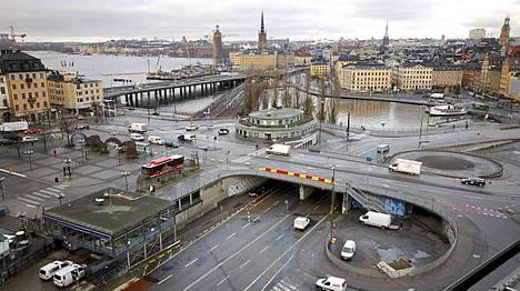 Slussen, Tukholma