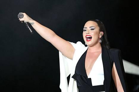Demi Lovatolla diagnosoitiin kaksisuuntainen mielialahäiriö hänen ollessaan 18-vuotias.
