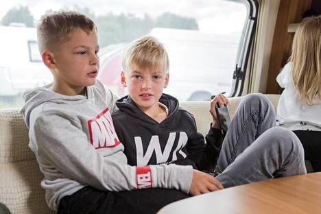 Okko ja Rasmus.