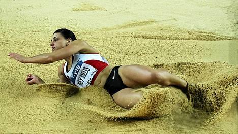 Karin Mey Melisiä ei nähdä pariin seuraavaan vuoteen kilpakentillä.