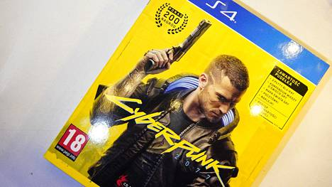 Cyberpunk 2077 toimi niin huonosti PS4:llä, että Sony poisti pelin kaupastaan.