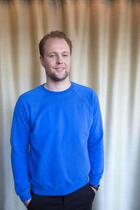 Putous-tähti Dennis Nylund on saanut valtavasti palautetta Folke Rundqvist -hahmostaan.
