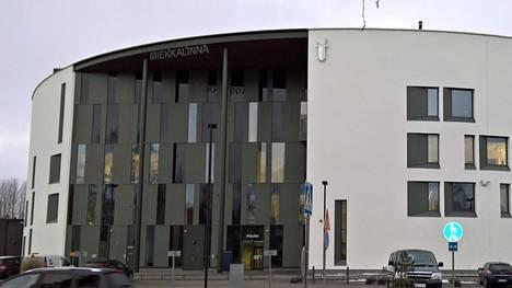 Tapaus sattui Hämeenlinnan poliisiasemalla.