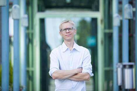 Yle Urheilun päällikkö Panu Pokkinen.