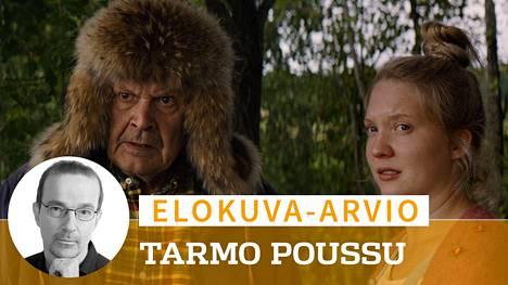 Mielensäpahoittajan (Heikki Kinnunen) lapsenlasta näyttelee Satu Tuuli Karhu.