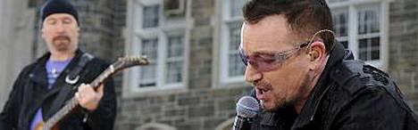 U2-yhtyeen uusi albumi on ylittänyt myyntiodotukset Yhdysvalloissa.