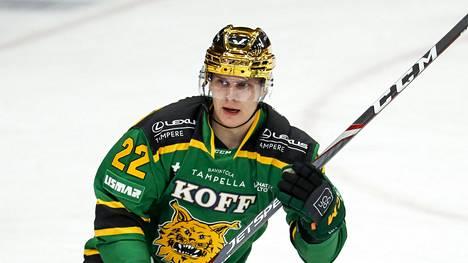 Arttu Ruotsalainen ja Ilves pelasivat hienon syyskauden SM-liigassa.