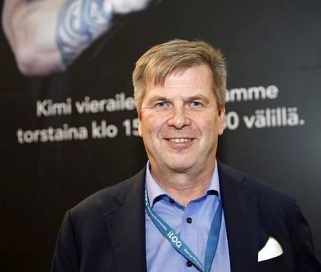 Heikki Hiltunen toivoisi valtiollista tukea urheilun ammattilaisorganisaatioille.