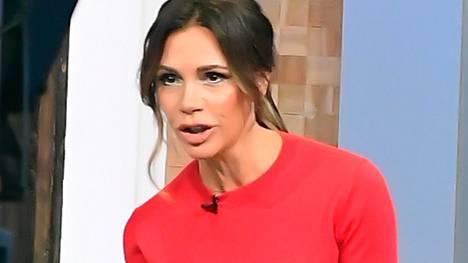 Victoria Beckhamin olemus herätti huomiota.