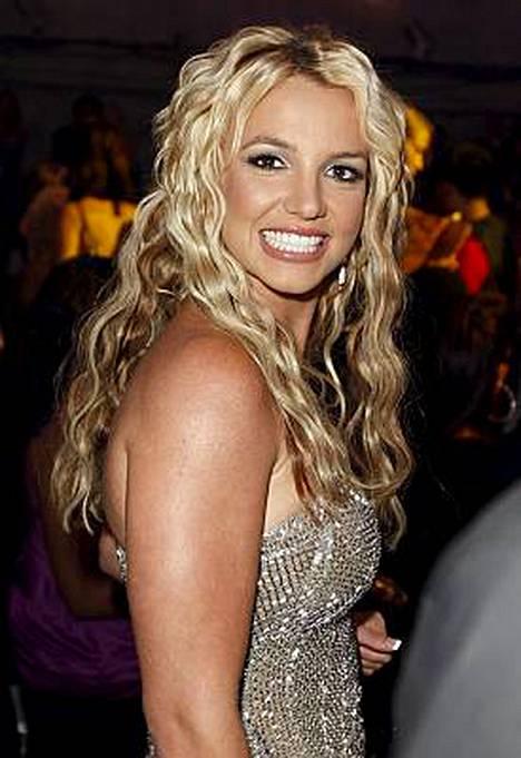 Netin haetuin oli - yllätys, yllätys - Britney Spears.