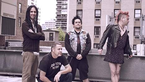 Punk in Drublic on NOFX:n Fat Mike (oik.) perustama festarikonsepti.