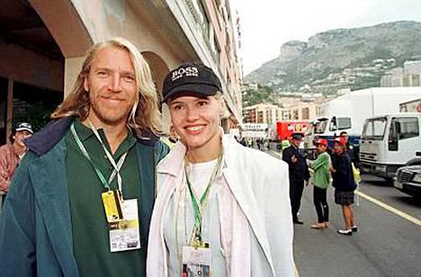 Renny Harlinin ja Geena Davisin liitto kesti vuodesta 1993 vuoteen 1997.
