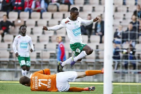 Dever Orgill on aloittanut Veikkausliigakauden tehokkaasti: kymmenessä ottelussa on syntynyt kuusi maalia.