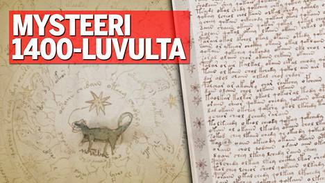 Voynichin käsikirjoitus on tutkijoille täysi arvoitus. Sen tekstiä on mahdotonta lukea, vaikka kuvat tarjoavatkin vinkkejä mahdollisesta sisällöstä.