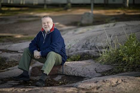 Helsinkiläinen Petter Ehrnsten pelastui Estonialta.