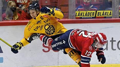 Lukko ja HIFK ottivat yhteen Nordenskiöldinkadulla – vihdoin ja viimein yleisön edessä.