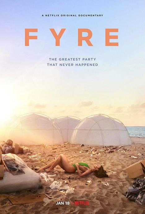 Fyre-festivaalista julkaistiin viime vuonna dokumentti Netflixissä.