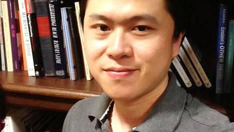 Kiinalaislähtöinen apulaisprofessori Bing Liu, 37, opiskeli Singaporessa ennen Yhdysvaltoihin siirtymistään.